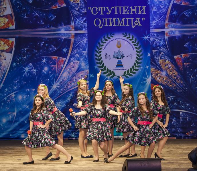 Завершился отборочный тур фестиваля «Ступени Олимпа»